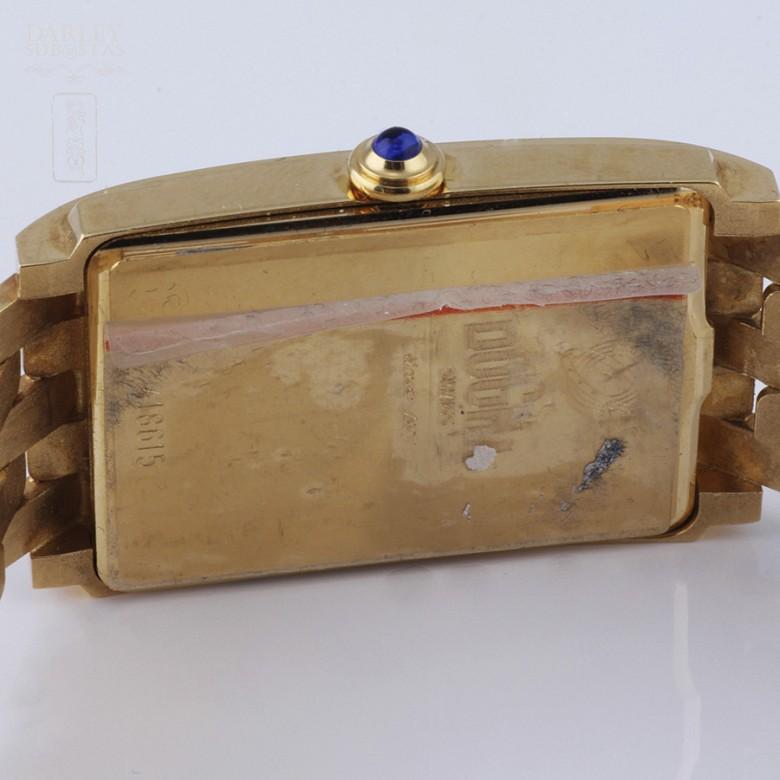 Watch Men Dogma 418615 18k Gold, Sapphire on crown - 2