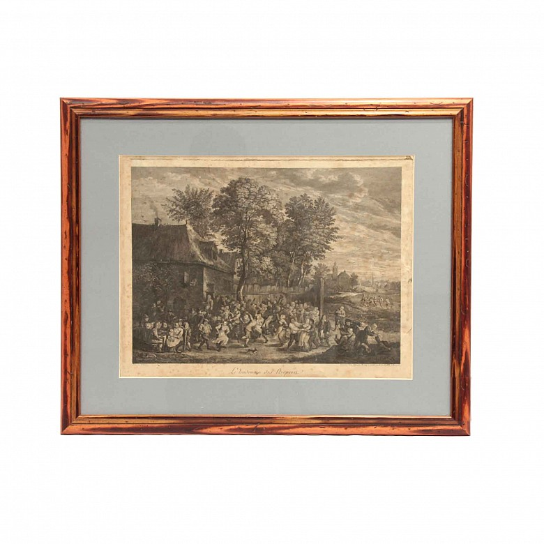 As David Teniers (1610-1690)
