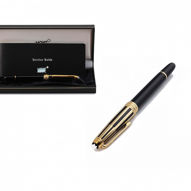 Montblanc ballpoint pen with original case