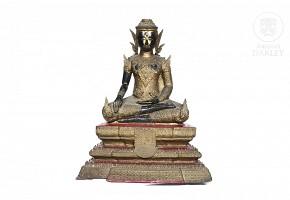 Large bronze sculpture,