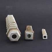 Tres pagodas de cerámica - 3
