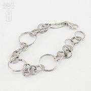 Sterling silver bracelet, 925 m / m - 2