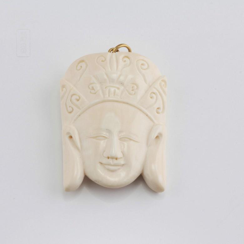Pendant of  Ivory