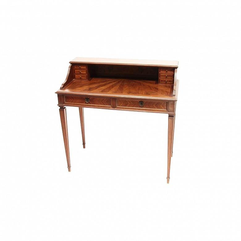 Lady's desk, Carlos IV style, 20th century