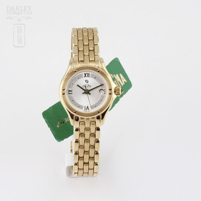 Reloj Señora Dogma 419420 4844 Oro 18k