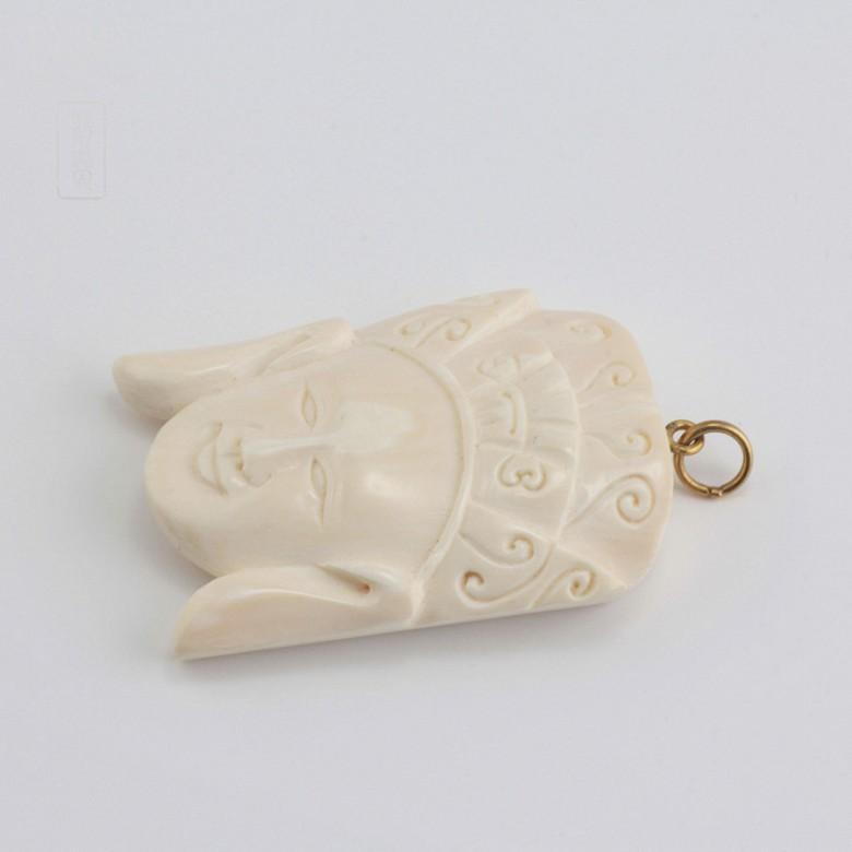 Pendant of  Ivory - 4