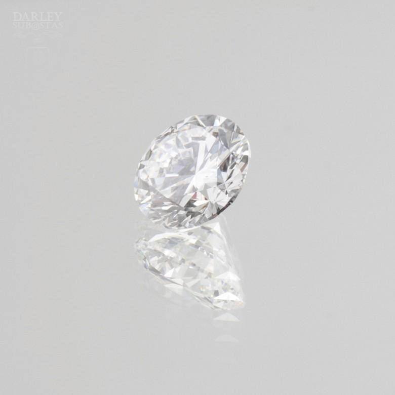 1.51克拉天然钻石,明亮式切割 - 4