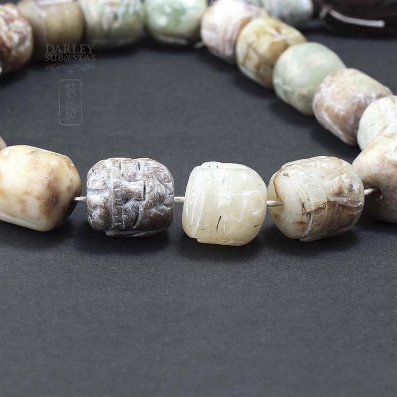 Jade necklace - 1