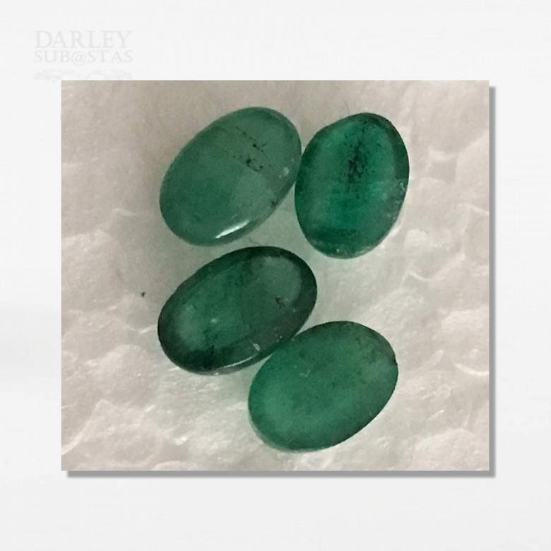 Esmeraldas cuatro - 1
