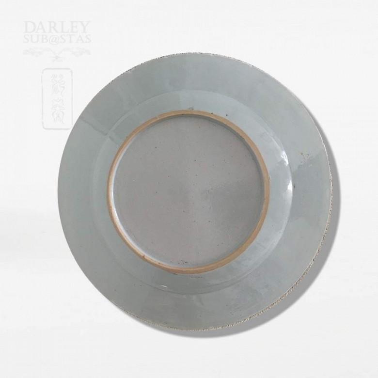 XVIII - XIX 世纪 青花盆 - 3