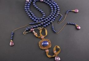 Collar, Dinastía Qing (1644 - 1912)