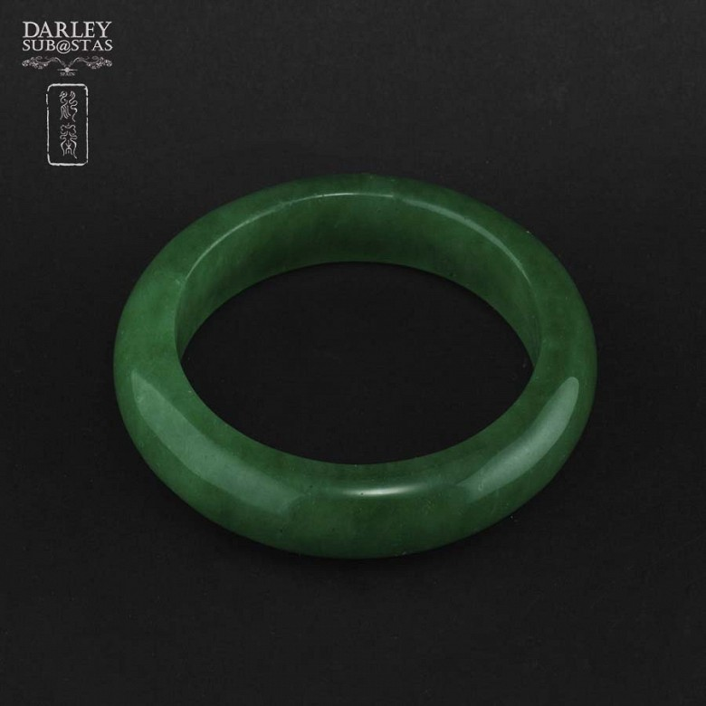 Improved Jade Bracelet - 2