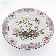 18th century plate Yongzheng - 2