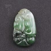 Small but precious piece of jadeite