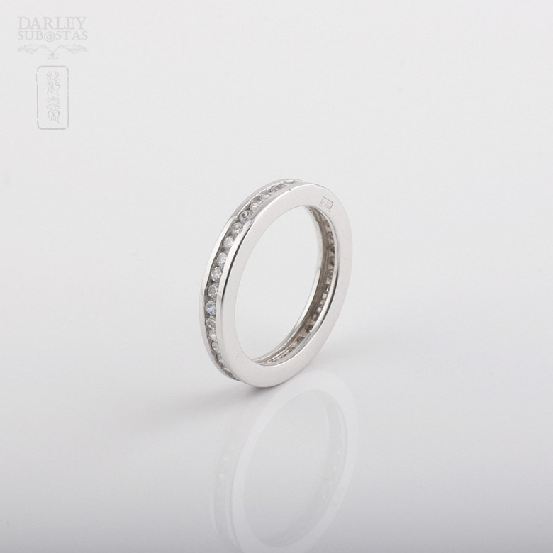 Ring in sterling silver, 925m / m