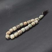 Jade necklace - 2