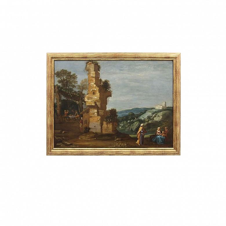 Flemish school 17th century