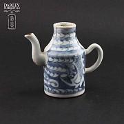 Lechera mini China siglo XIX