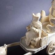 象牙勇士马车 - 4