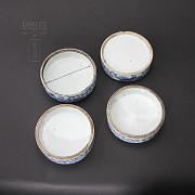Preciosa  cerámica Antigua Dinastía Qing. - 2