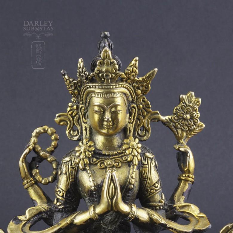 Buda de Bronce - 1