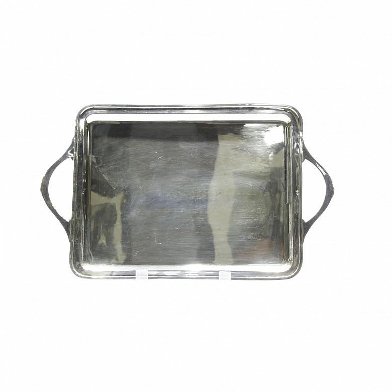 Bandeja de plata, España, s.XX