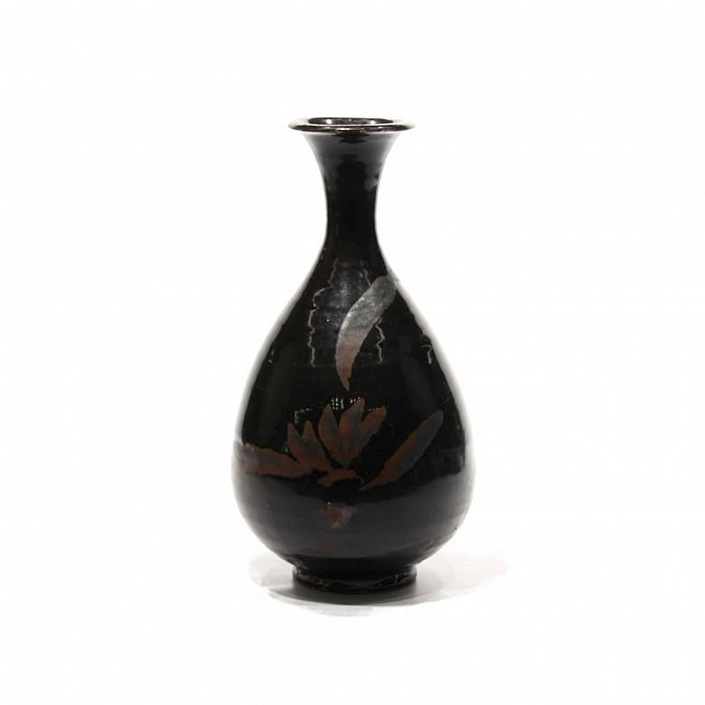 Jarrón de cerámica china estilo Jizhou