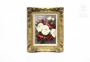 "Hahn Vidal (1919) ""Bouquet"", 1989"