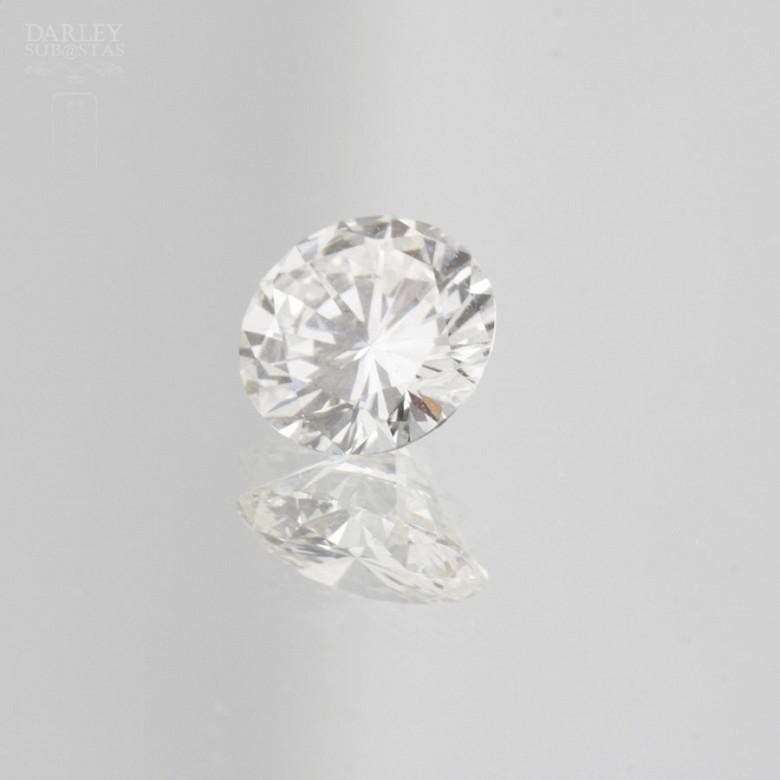 1.11克拉天然钻石,明亮式切割 - 4