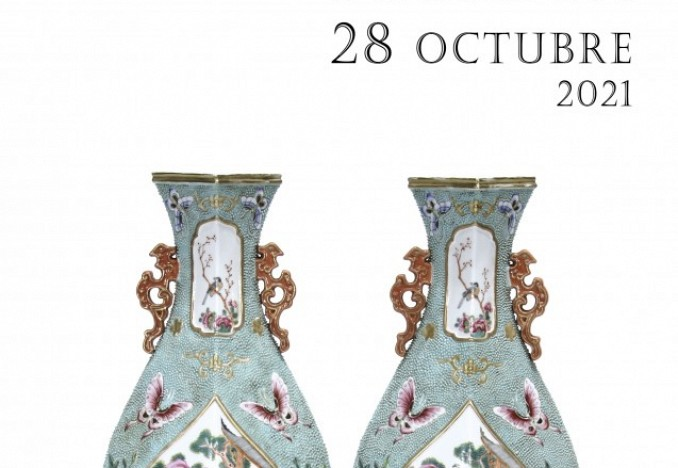 PRESENTIAL AUCTION OCTOBER 28, 2021 - 1st SESSION - ASIAN ART