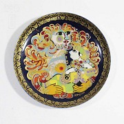 Four Rosenthal porcelain plates, 20th century - 5
