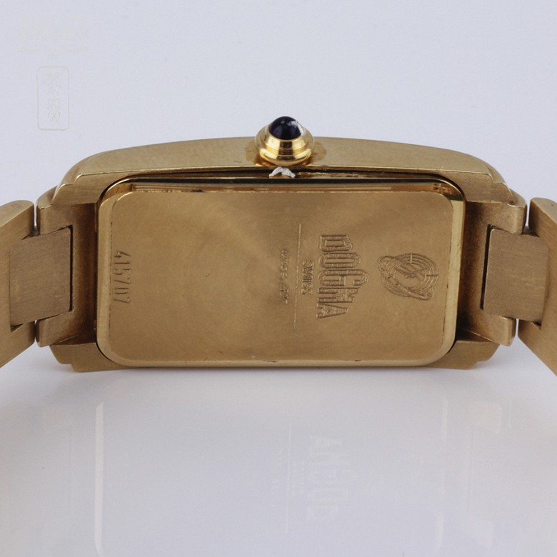 Dogma Ladies Watch 18k Gold 415707 3814 - 2