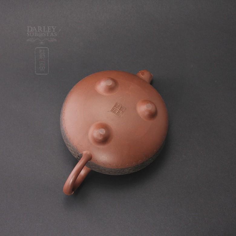 Tetera de Yixing con forma de camello. - 4