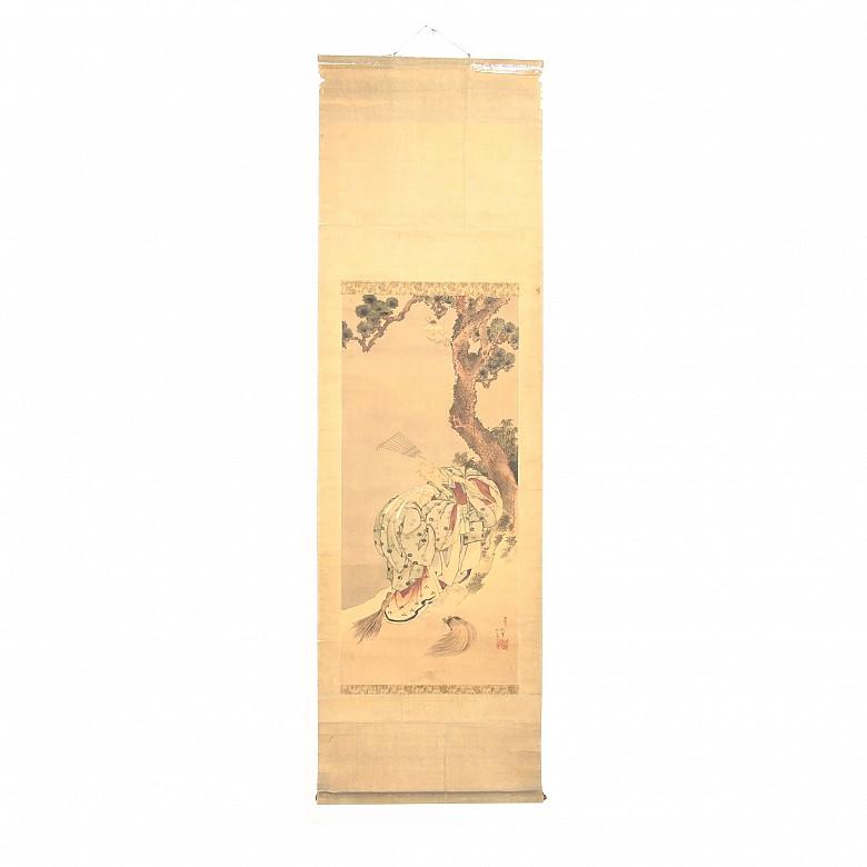 Pintura sobre papel, Japón
