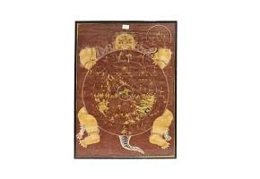 Thangka de Samsara