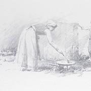 Conrado Meseguer Munoz 3 Lithographs 版画 - 8