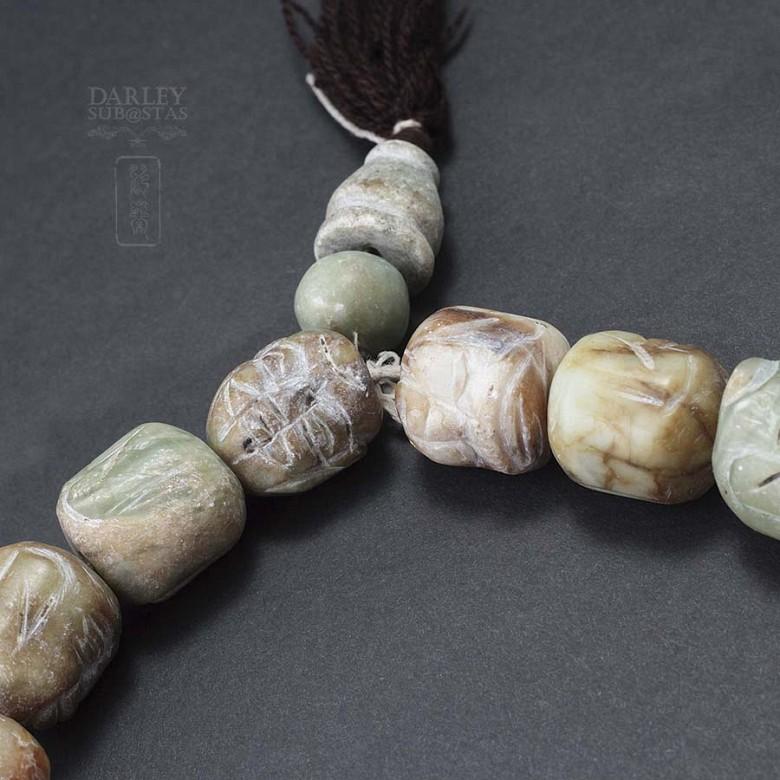 Jade necklace - 3