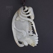 Jade Lovely fish shape - 1