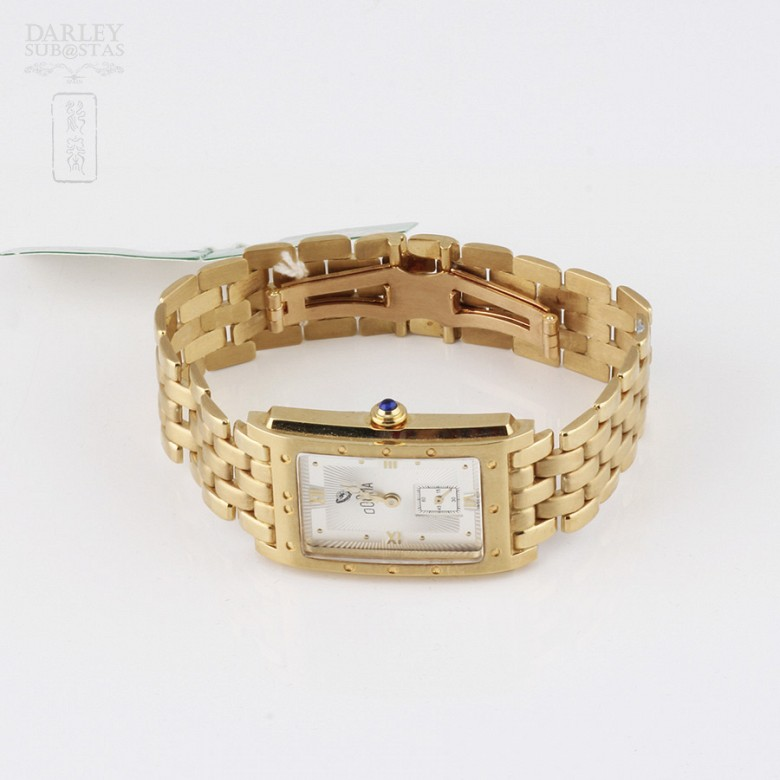 Watch Men Dogma 418615 18k Gold, Sapphire on crown - 1