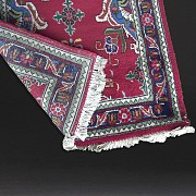 波斯地毯. Mashad 马什哈德 - 2