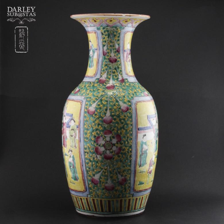 Chinese vase SXIX - 2