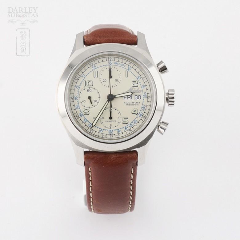 Reloj Caballero Mido Cronógrafo (nuevo)