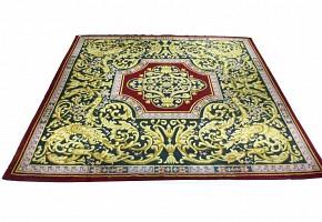 Spanish knot carpet, with an inscription: Sert, 1929