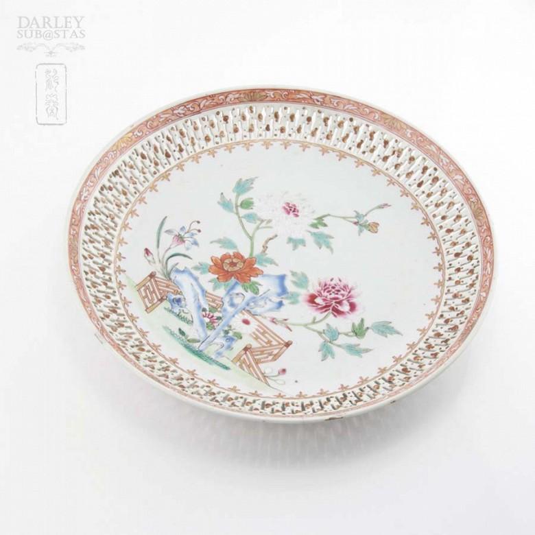 十八世纪瓷盆 - 4