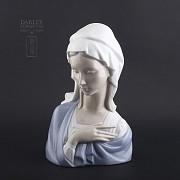 Busto Madonna de Lladró - 1