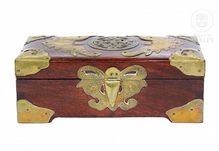 Caja-joyero china, s.XX