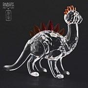 Dinosaurio de Swarovski - 4