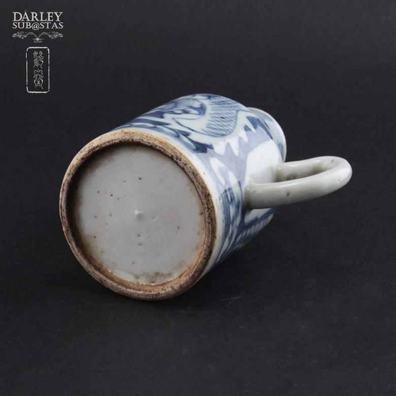 Lechera mini China siglo XIX - 4