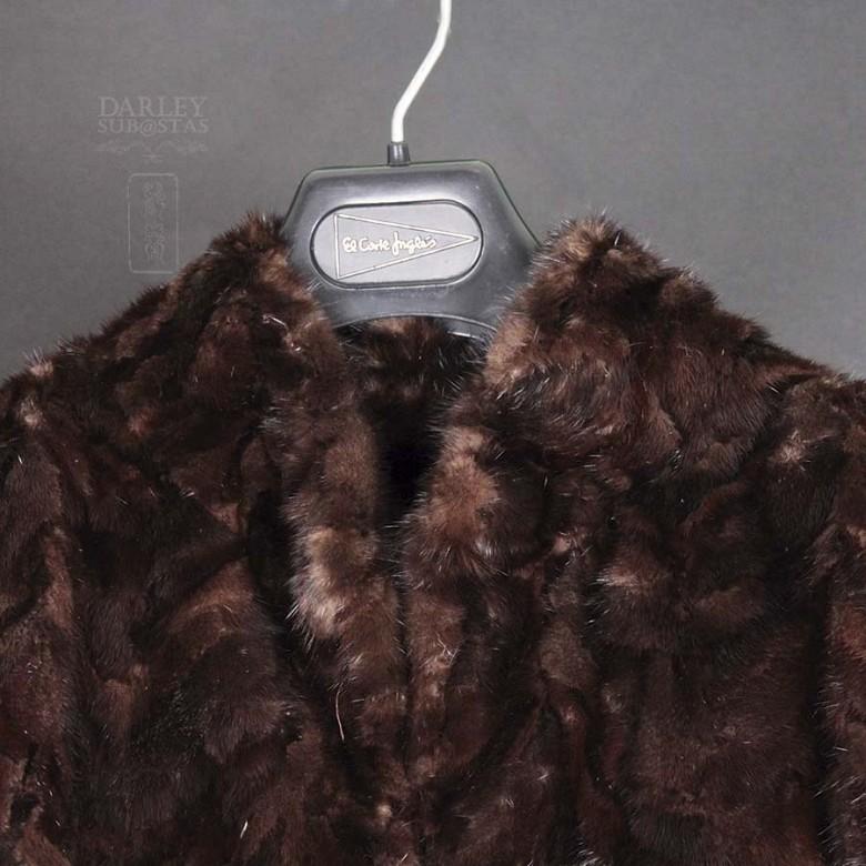 Mink Fur Coat - 2