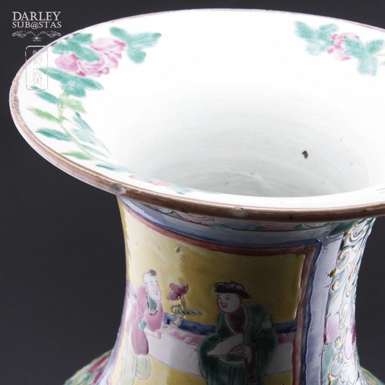 十九世紀 中國花瓶 - 6